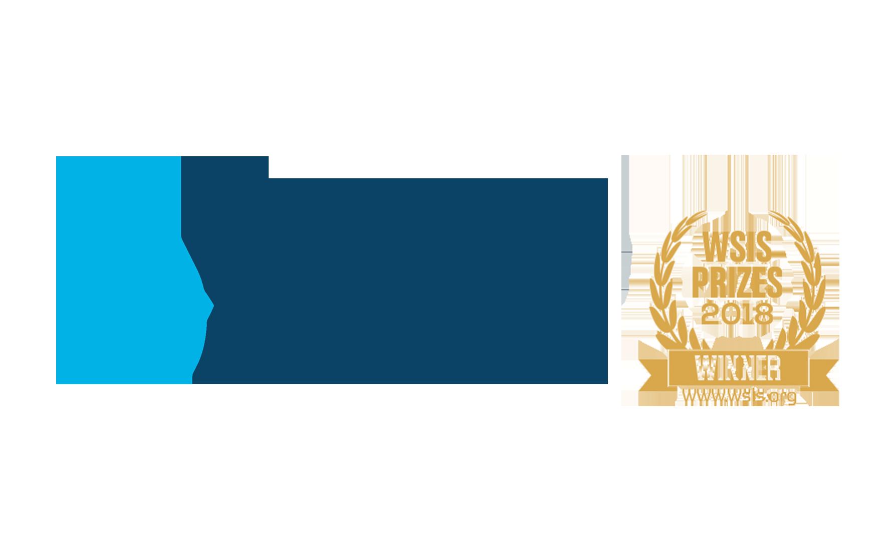 Logo Indonesiabaik.id special WSIS 2018