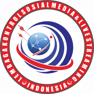 Lembaga Kontrol Sosial Media & Live Streaming Indonesia