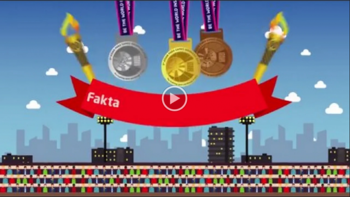 Fakta Asian Para Games 2018