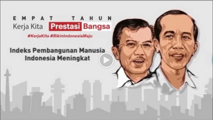 Empat Tahun Jokowi JK, Pelaksanaan Jaminan Sosial Terus Meningkat