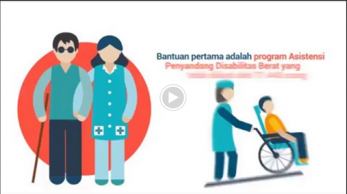 Empat Tahun Jokowi -JK, Pemenuhan Hak-Hak Penyandang Disabilitas Jadi Prioritas
