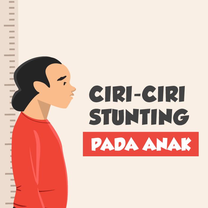 Ciri-ciri Stunting pada Anak