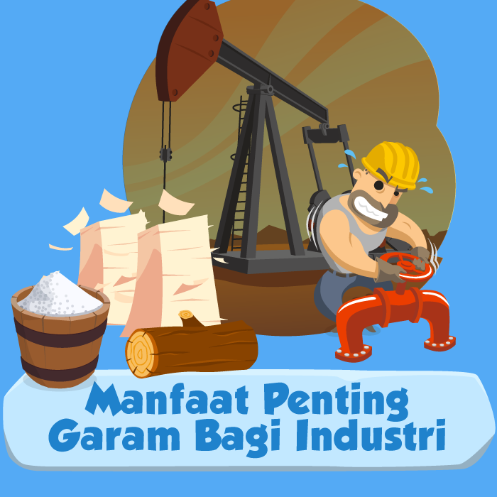 [Motion Grafis] Manfaat Penting Garam Bagi Industri-thum