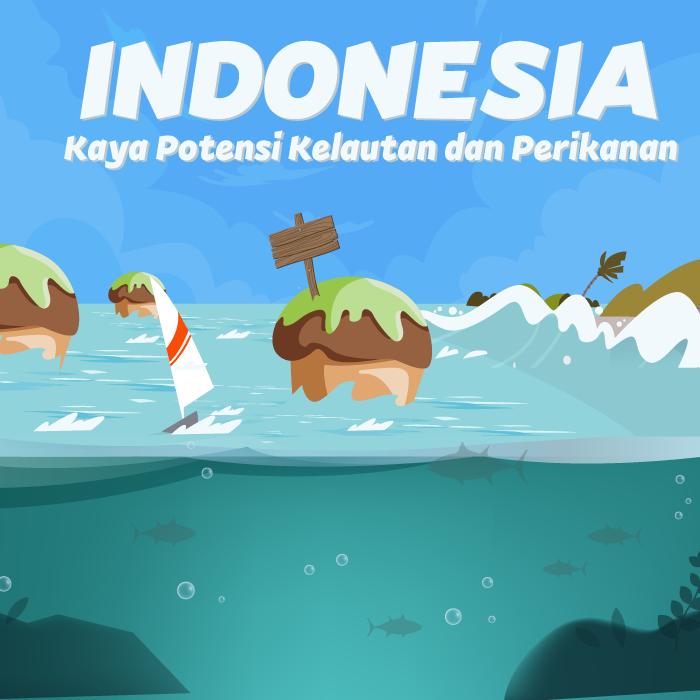 [Motion Grafis] Indonesia Kaya Potensi Kelautan dan Perikanan-thum