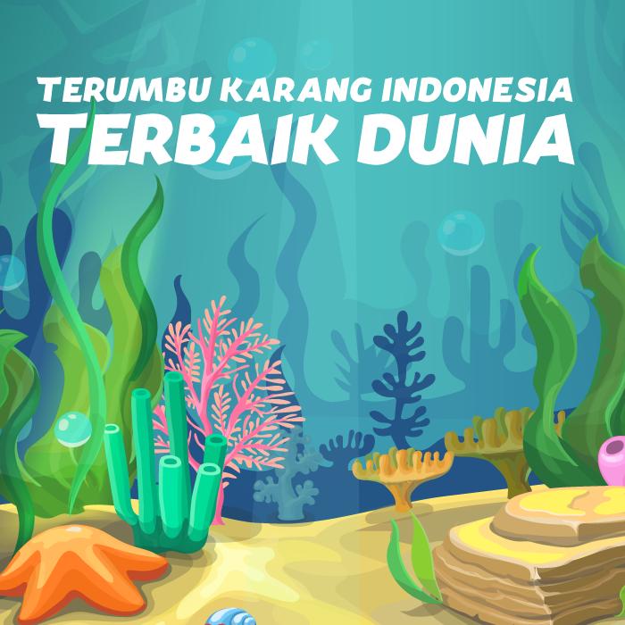 [Motion Grafis] Terumbu Karang Indonesia Terbaik Dunia-thum