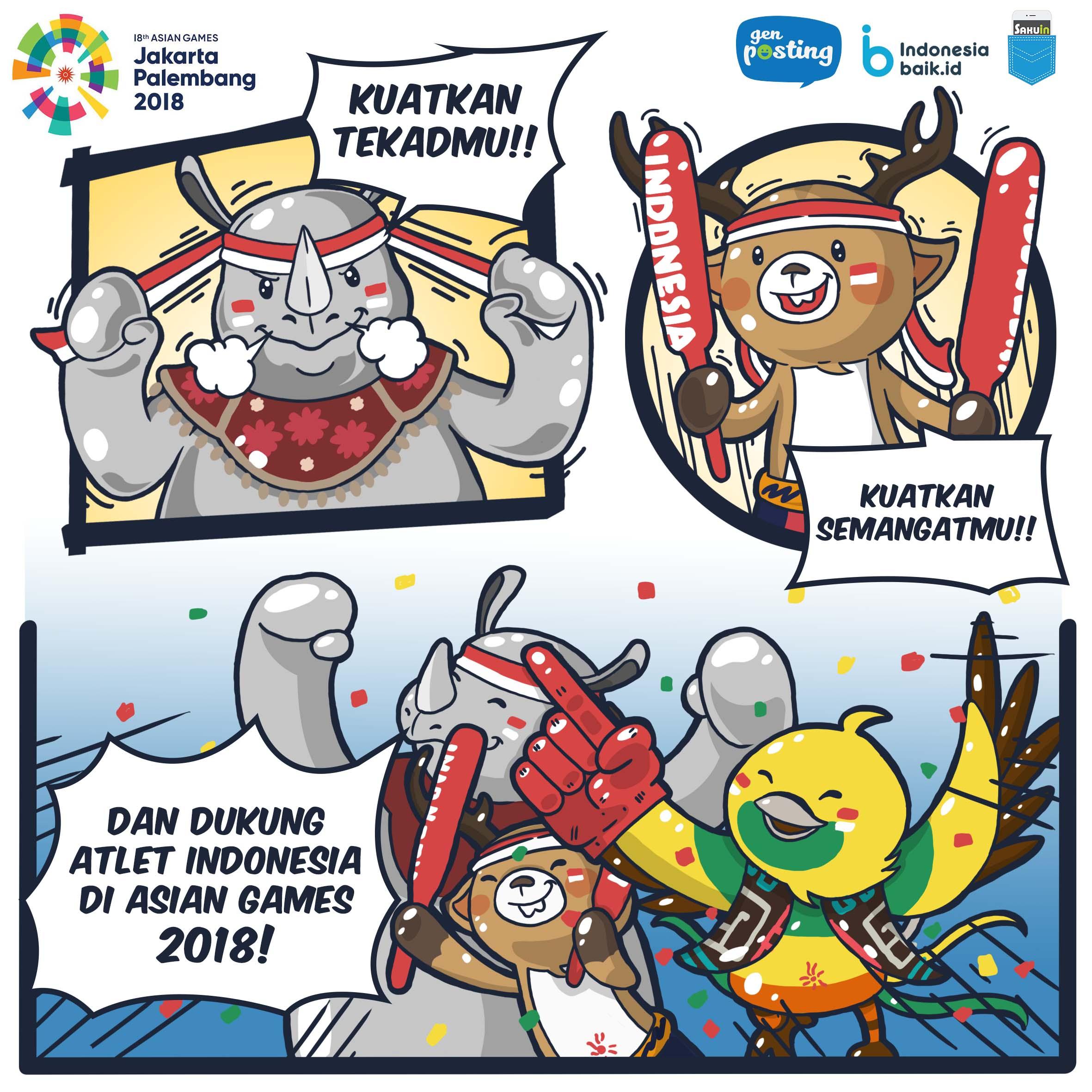 Olimpiade Asian Games 2018