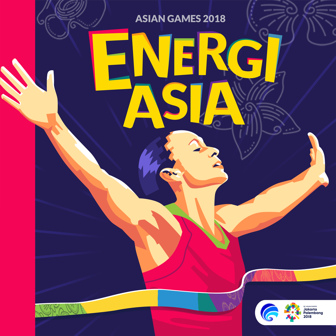 Asian Games 2018: Energi Asia