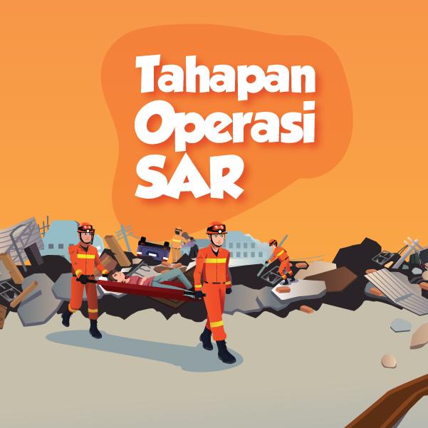 Tahapan Operasi SAR -inf