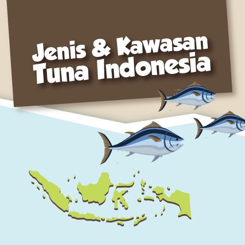 Jenis & Kawasan Tuna Indonesia-inf