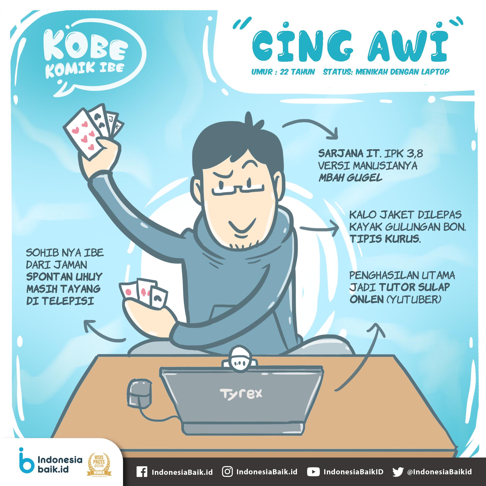 Karakter Cing Awi
