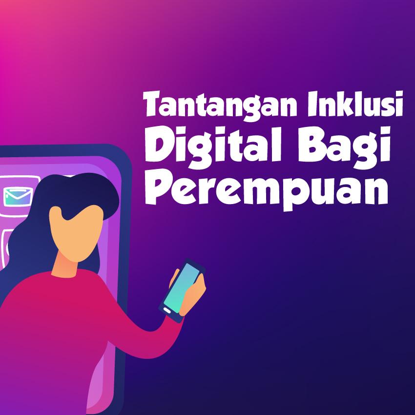 Tantangan Inklusi Digital Bagi Perempuan-inf