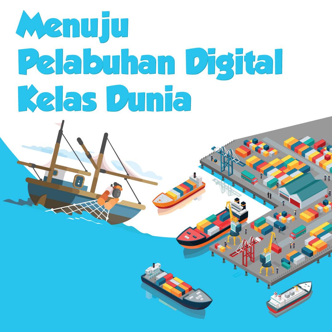 Menuju Pelabuhan Digital Kelas Dunia-inf