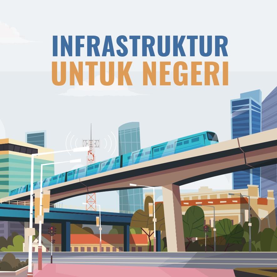 Infrastruktur Untuk Negeri