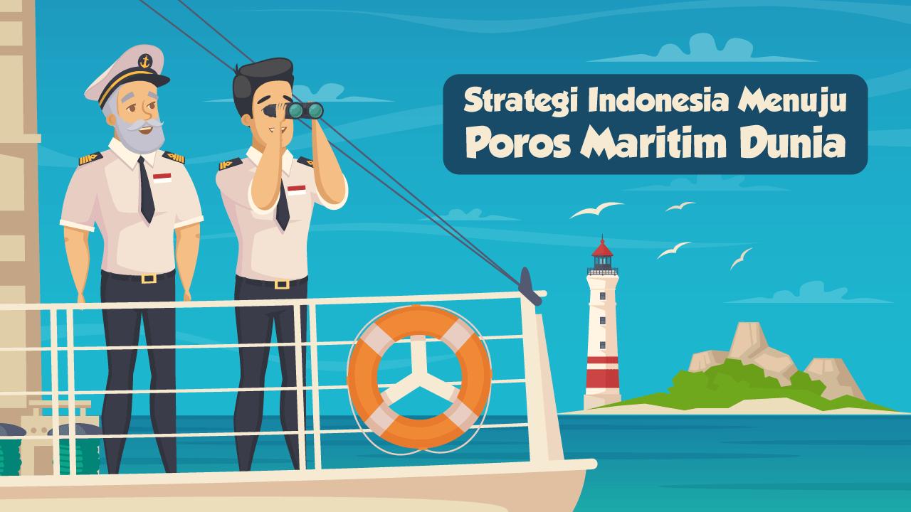 Strategi Indonesia Menuju Poros Maritim Dunia -thum