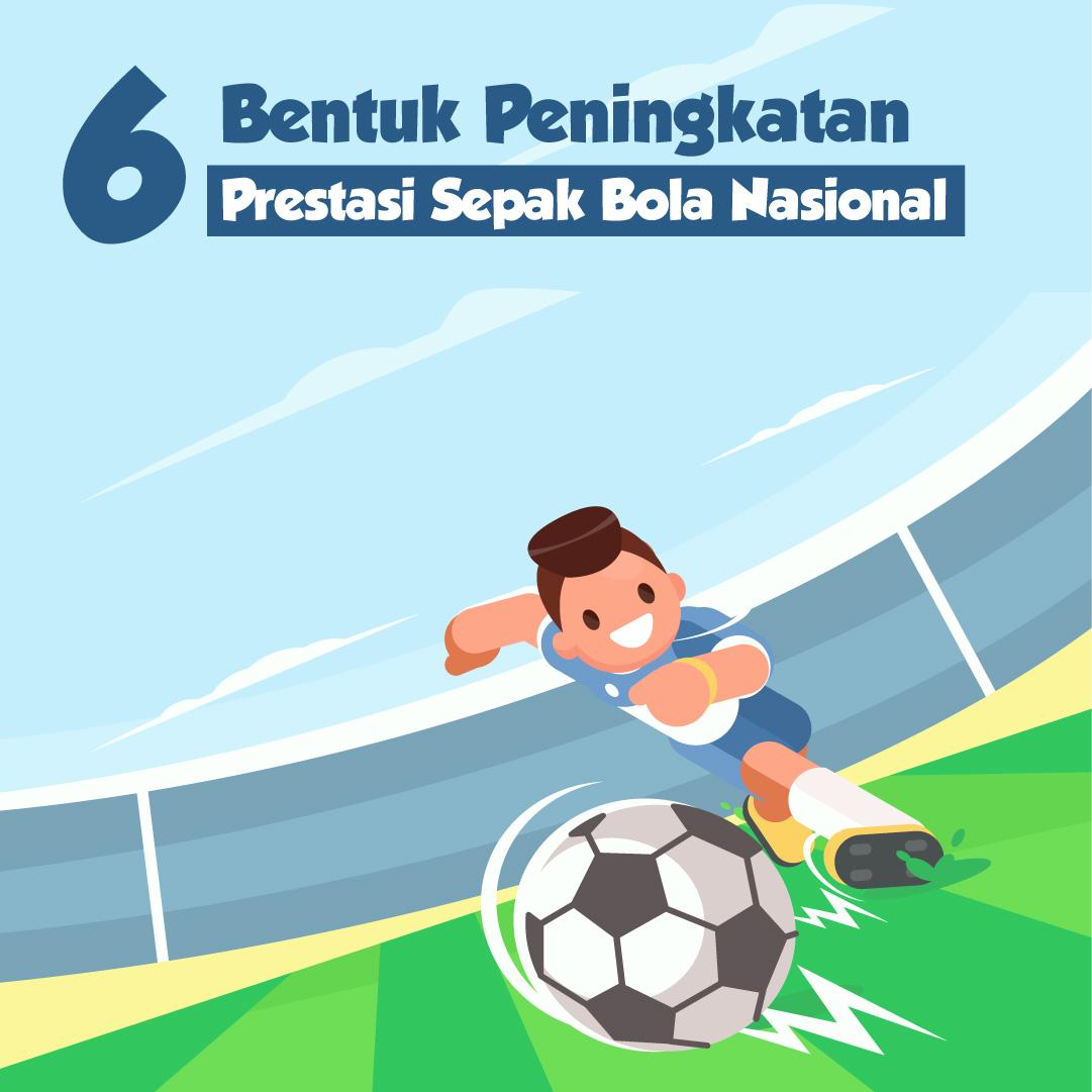 6 Bentuk Peningkatan Prestasi Sepak Bola Nasional -inf
