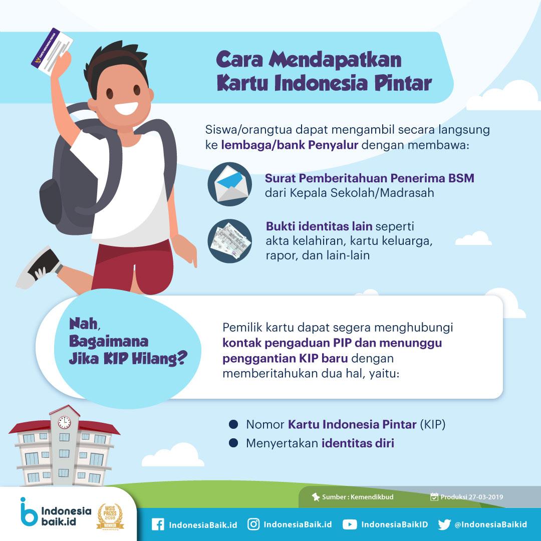 Cara Mengurus Kip Yang Hilang Indonesia Baik