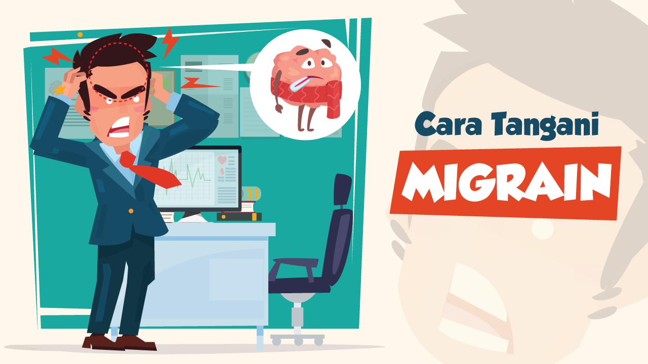 Cara Tangani Migrain-thum