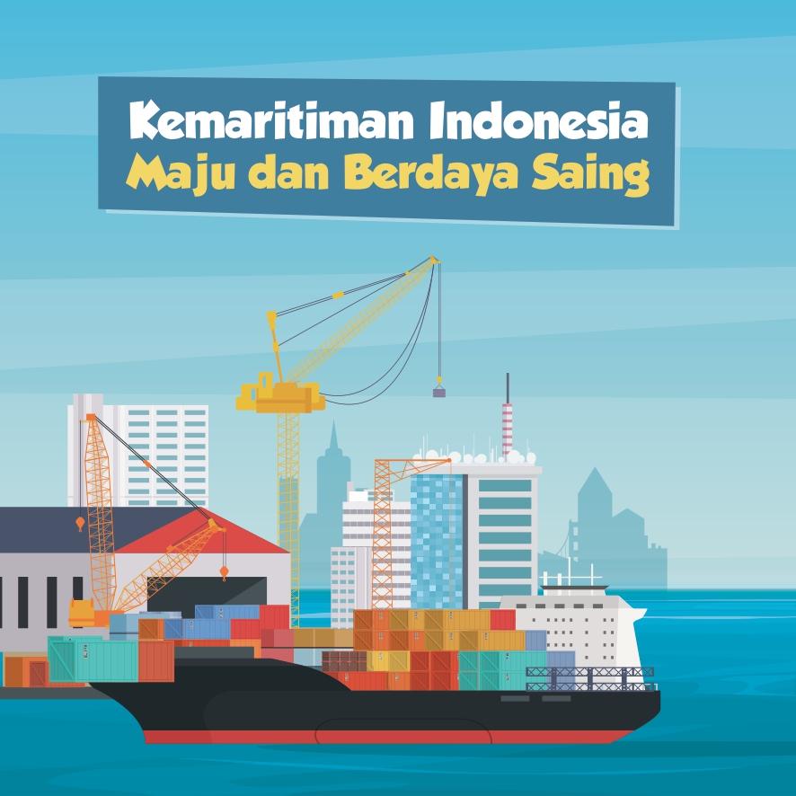 Kemaritiman Indonesia Maju dan Berdaya Saing