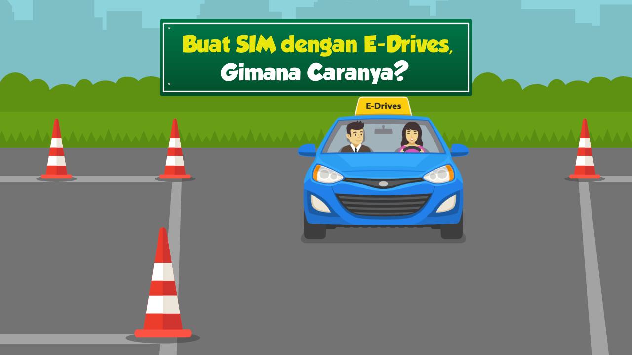 Buat SIM dengan E-Drives, Gimana Caranya?-thum