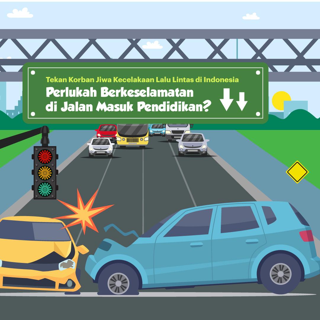 Tekan Korban Jiwa Kecelakaan Lalu Lintas di Indonesia-inf
