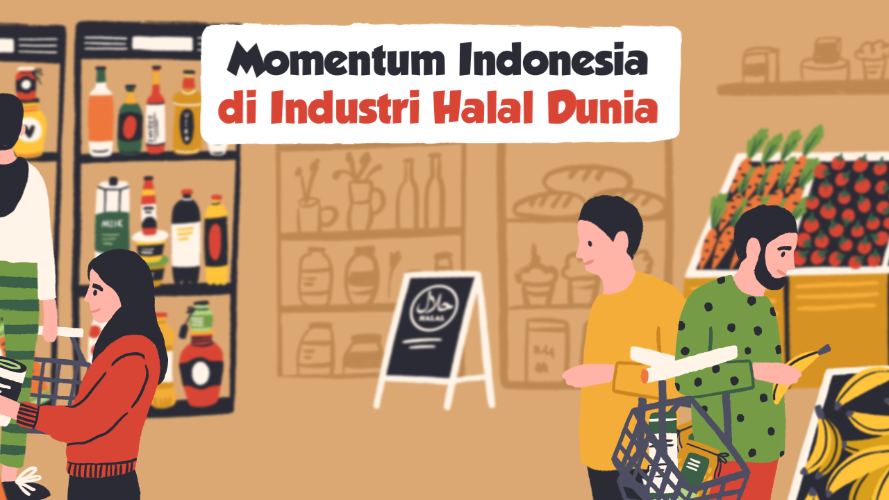 Momentum Indonesia di Industri Halal Dunia-thum