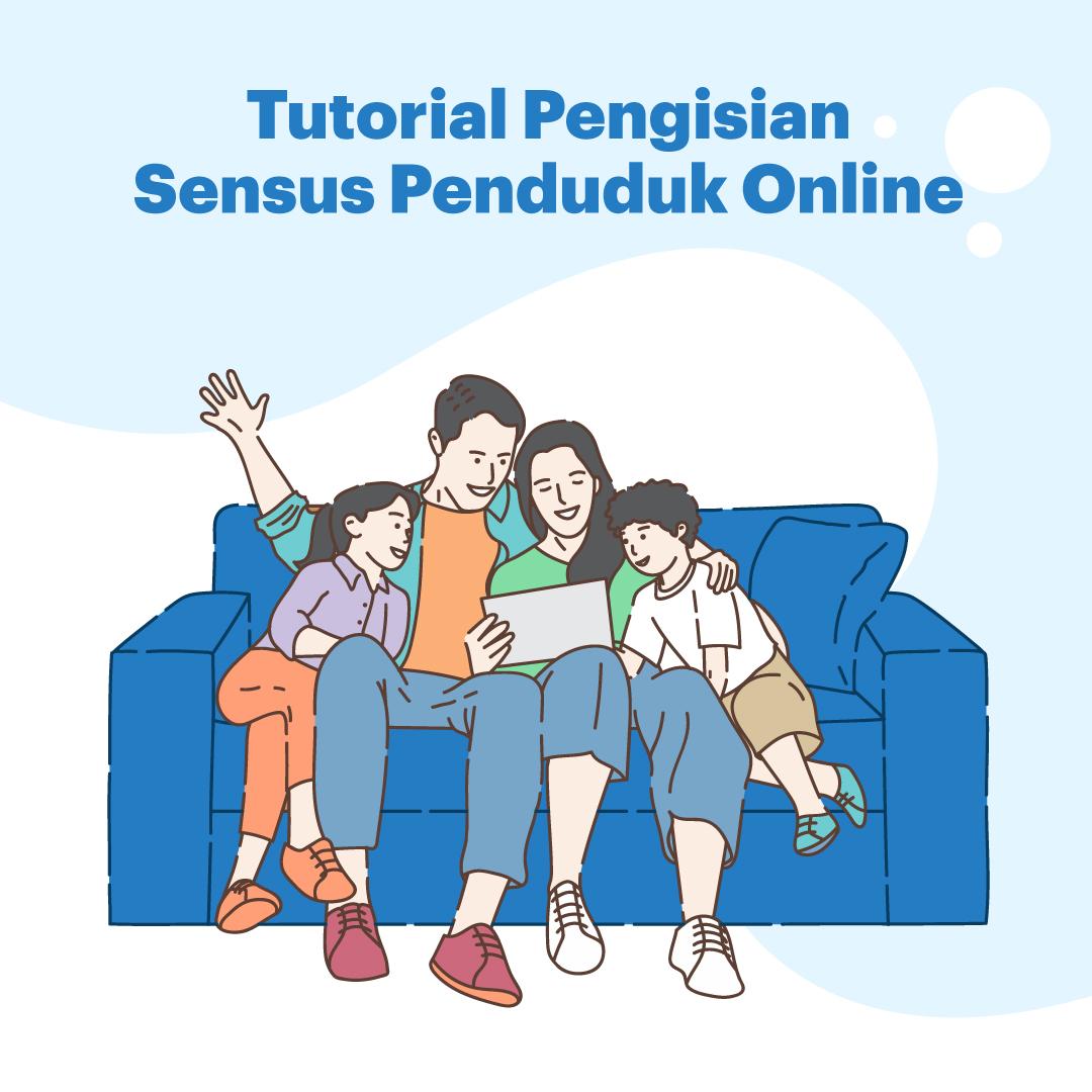 Tutorial Pengisian Sensus Penduduk Online-inf