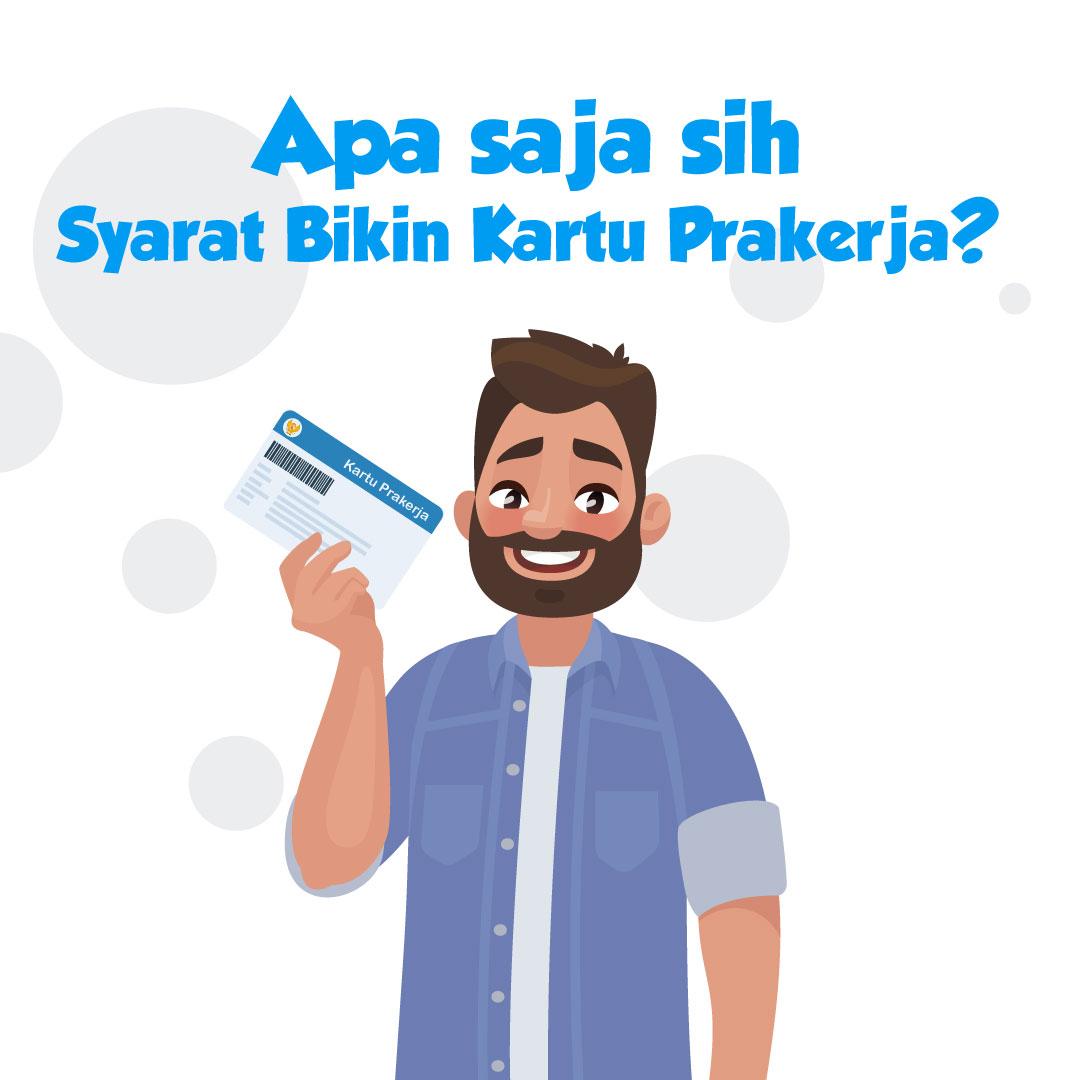 Yuk Daftar Kartu Prakerja Sekarang Juga Indonesia Baik