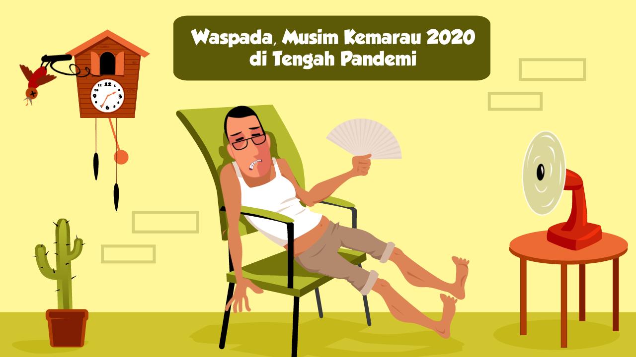 Waspada, Musim Kemarau 2020 di Tengah Pandemi-tmb