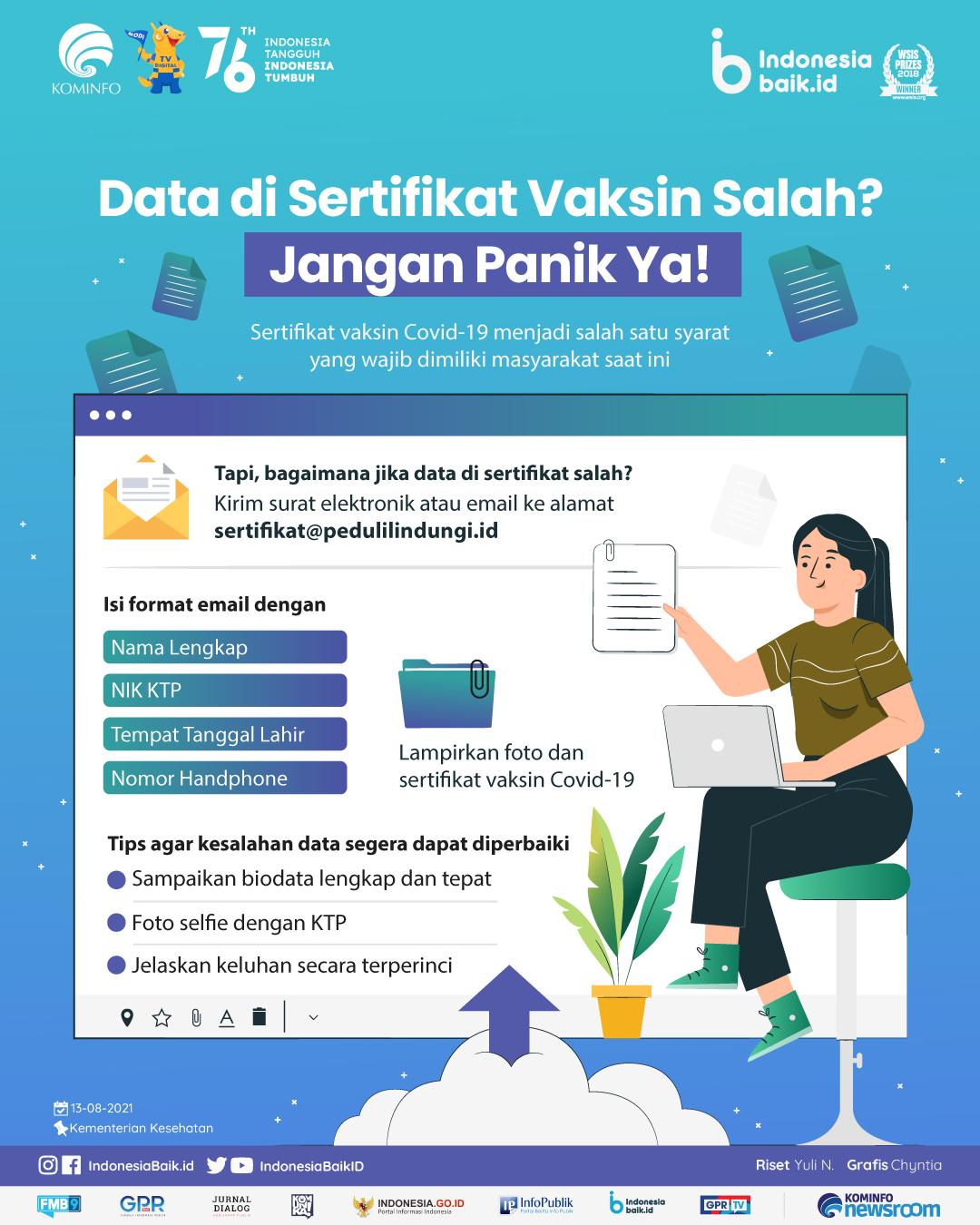 Perbaiki Data
