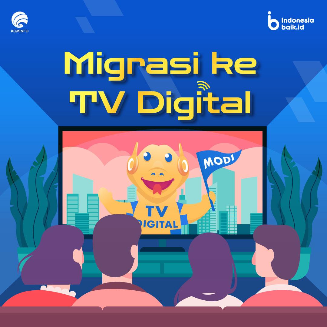Migrasi TV Digital